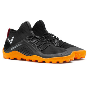 Vivobarefoot W's Primus Swimrun SG Mesh Boots Black/Orange